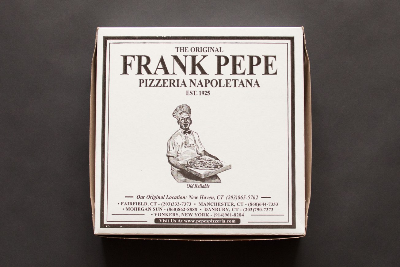 Prank Pepe Pizza Box
