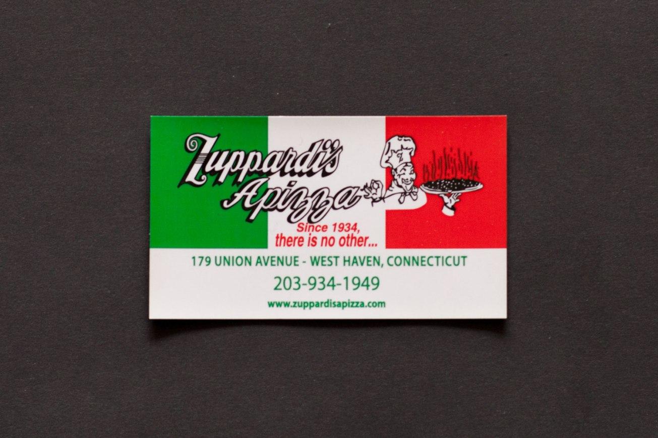 Zuppardi's Apizza Magnet