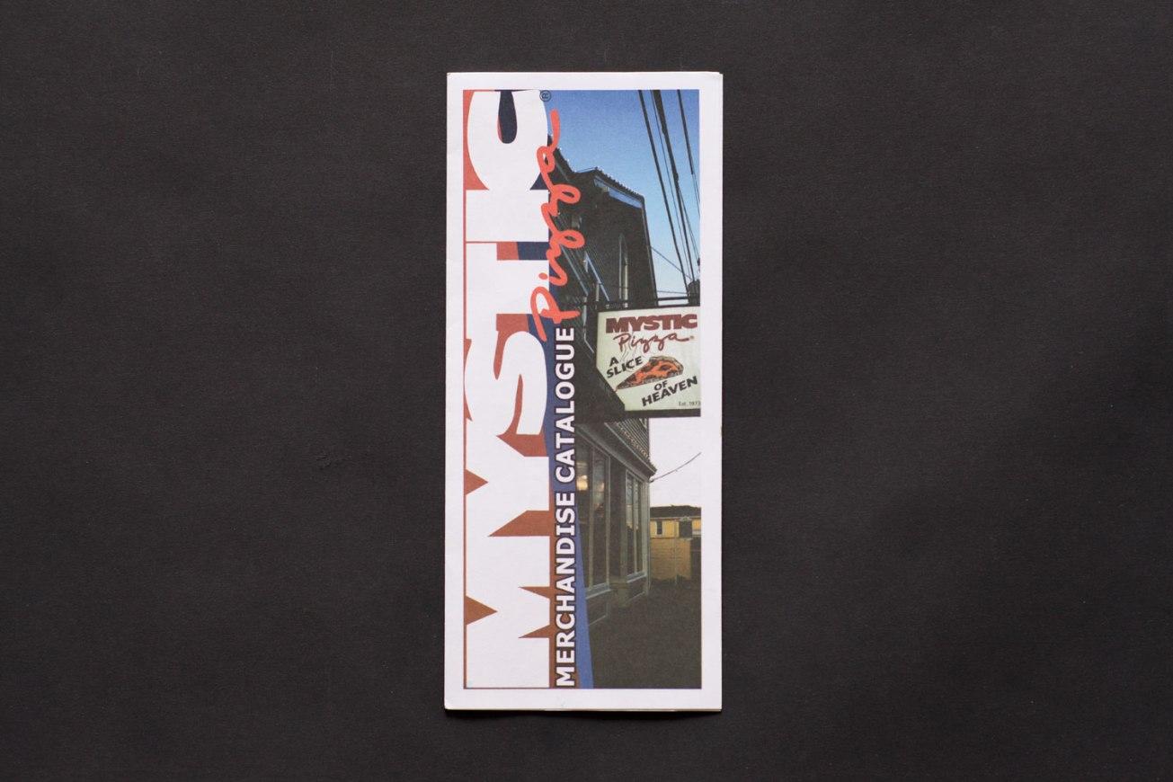 Mystic Pizza Merchandise Catalogue