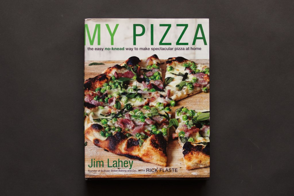 My Pizza by Jim Lahey