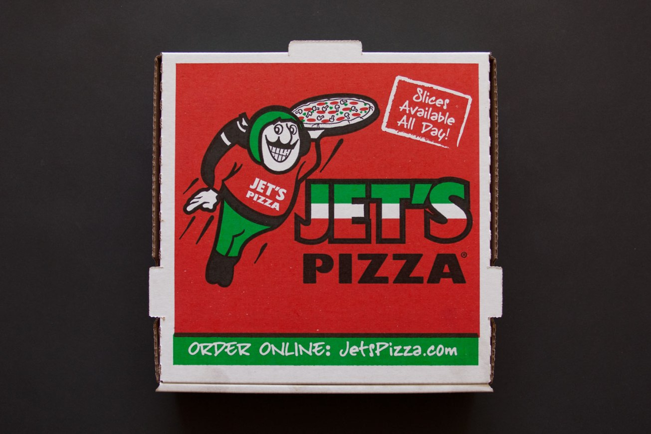 Jet's Pizza Box