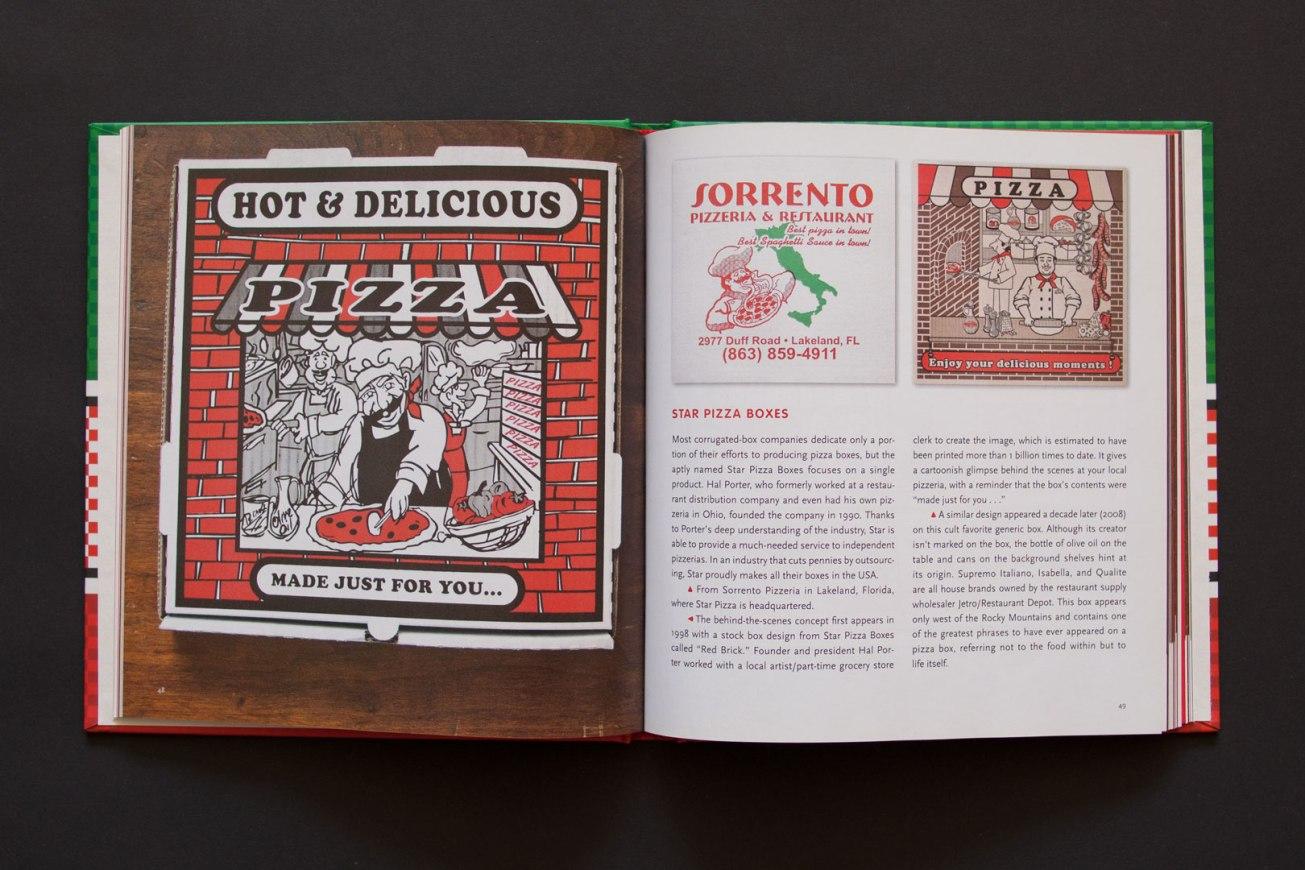 Viva la Pizza!: The Art of the Pizza Box by Scott Wiener