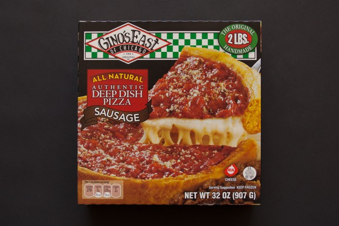 Gino's East Sausage Frozen Pizza