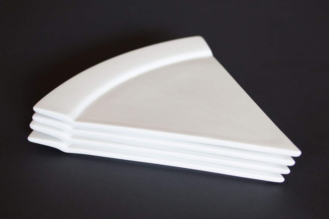 Slice Plate by Atypyk