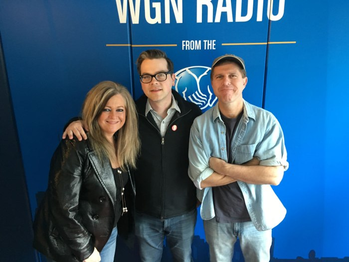 Kendall Bruns WGN Radio 720